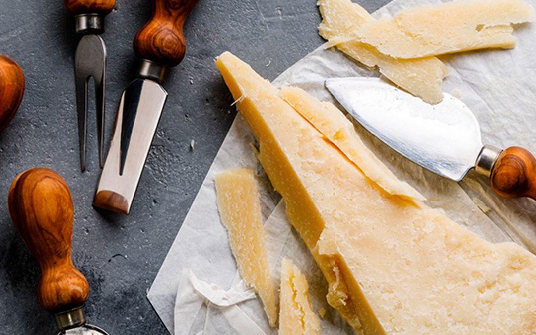 Cuchillos para queso ¿Cuál es el más indicado para cada tipo de queso?