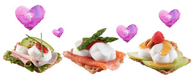 Proteínas y otros beneficios del queso fresco