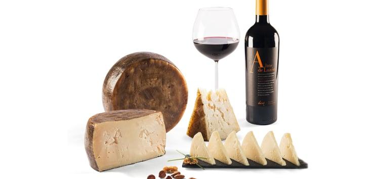 El maridaje: 5 consejos para combinar queso y vino